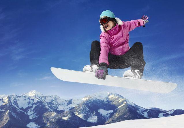 L'option... vacances au ski sportif