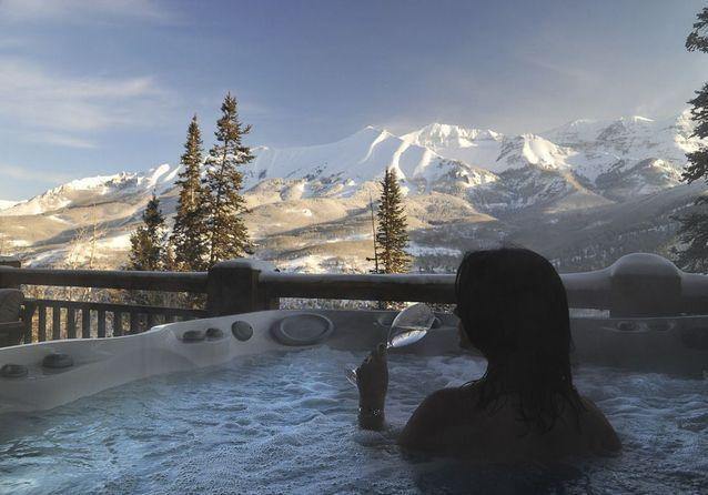 L'option... vacances au ski zen