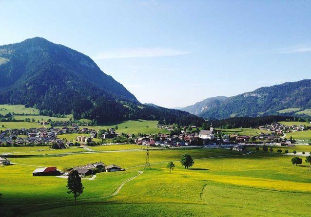 Vacances d'été en Autriche