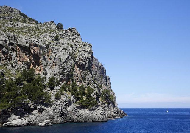 A Majorque, en Espagne