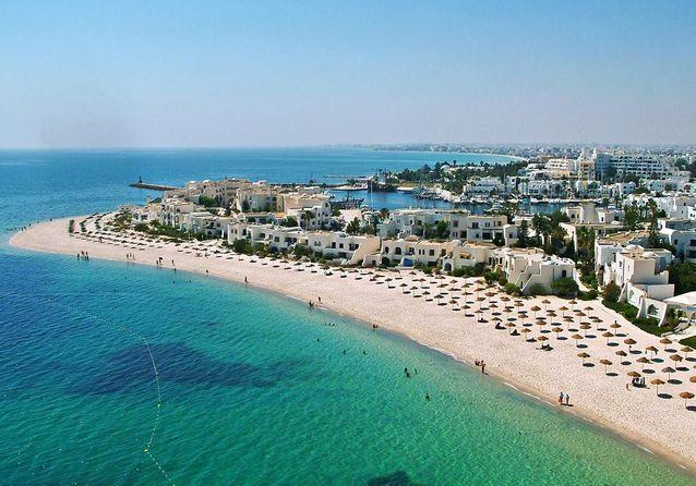 Près de Sousse, en Tunisie