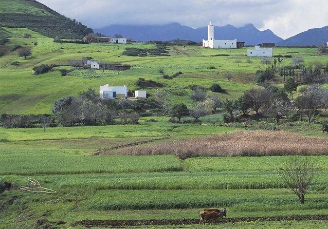 Près de Tanger, au Maroc