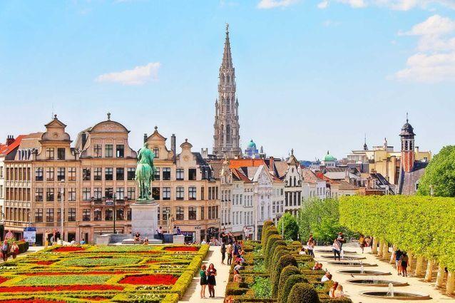 Bruxelles, en Belgique
