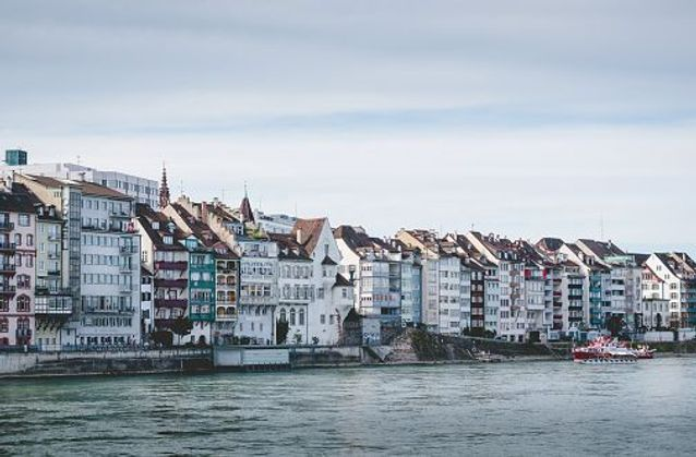 Romantic weekend in Basel