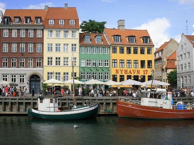 Week-end en amoureux à Copenhague