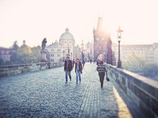 Week-end en amoureux à Prague