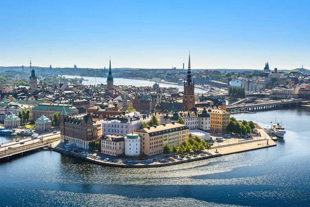 Romantic weekend in Stockholm