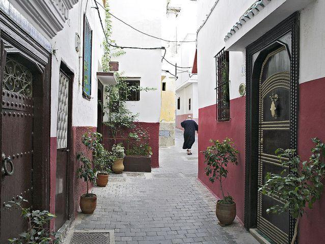 Romantic weekend in Tangier