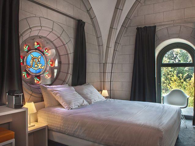 Pour dormir dans une église : Sozo Hôtel, Nantes