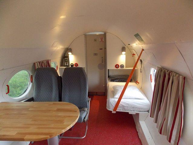 Pour s'envoyer en l'air : l'avion Grumman, en Loire-Atlantique