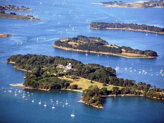 Pour se la jouer Robinson Crusoé : l'île de la Jument, Morbihan