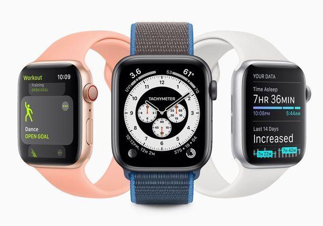 Apple Watch : les nouveautés de WatchOS 7