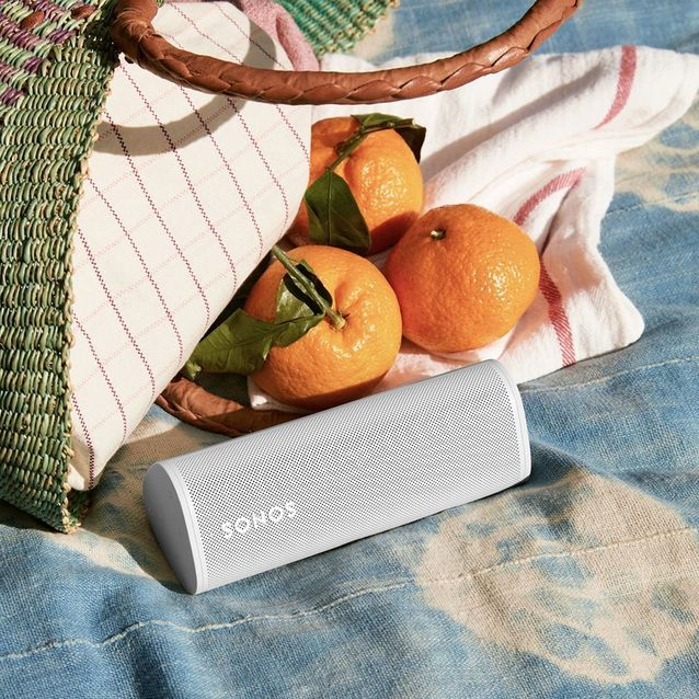 Enceinte nomade wifi et Bluetooth