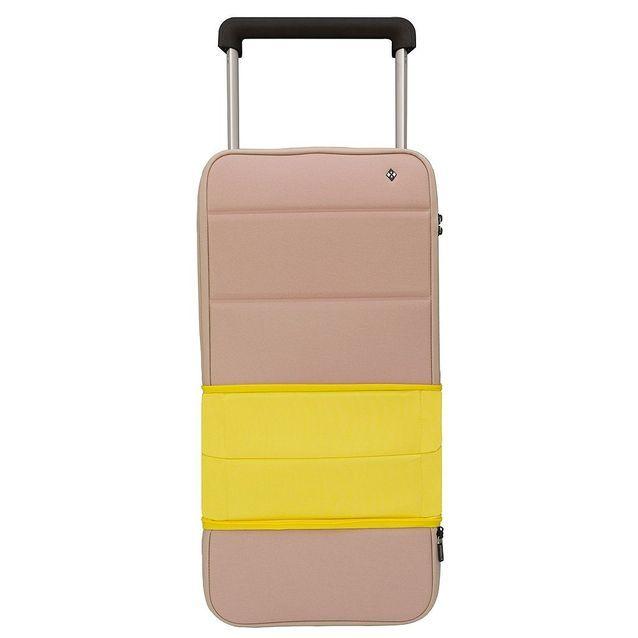 Une valise connectée