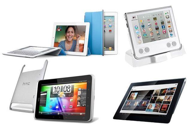 Shopping high-tech: misez sur la bonne tablette!