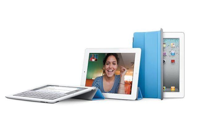 L'iPad 2 et sa smart cover