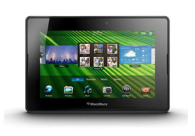 La tablette BlackBerry PlayBook