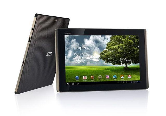 La tablette Eee pad