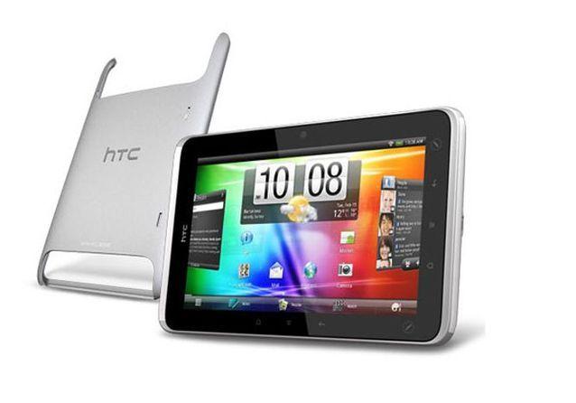 La tablette HTC Flyer