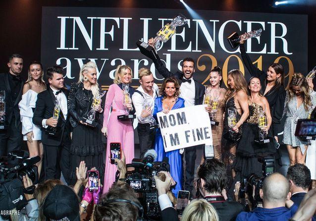 Influencer Awards Monaco : qui sont les plus grands influenceurs de l'année ?