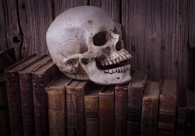 Halloween : 10 livres pour frissonner le 31 octobre