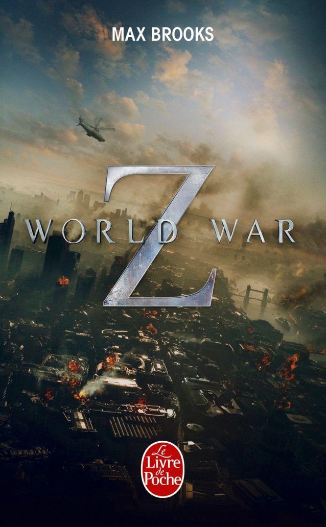 « World War Z », de Max Brooks (Livre de Poche)