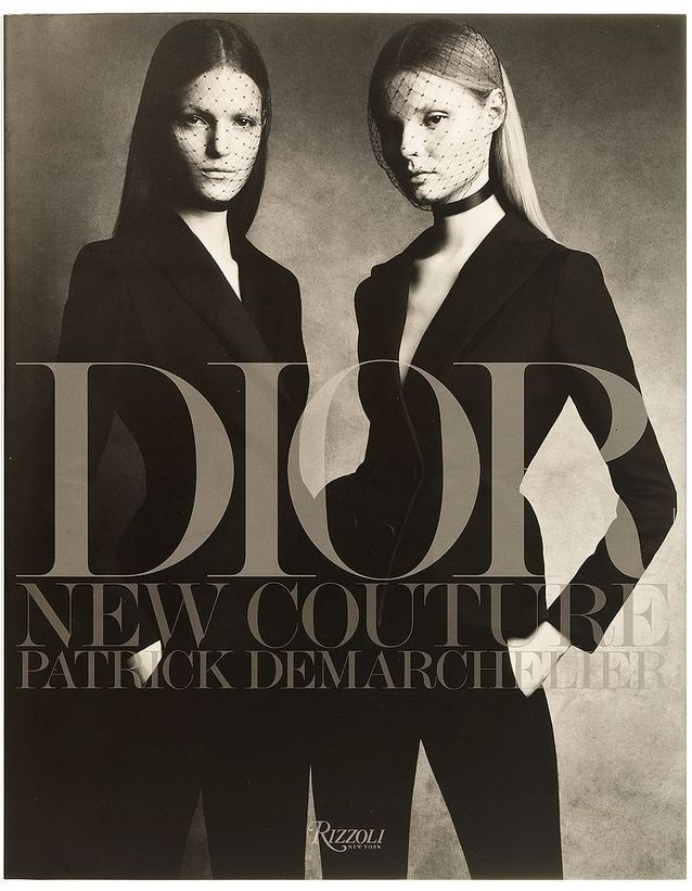 « Dior New Couture », de Patrick Demarchelier (Rizzoli)