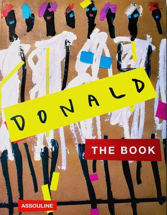 « Donald : the book » de Donald Robertson et John Demsey (Assouline)