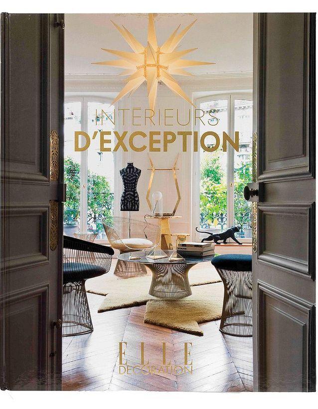 « Intérieurs d'exception » sous la direction de Catherine Scotto (Elle Décoration)
