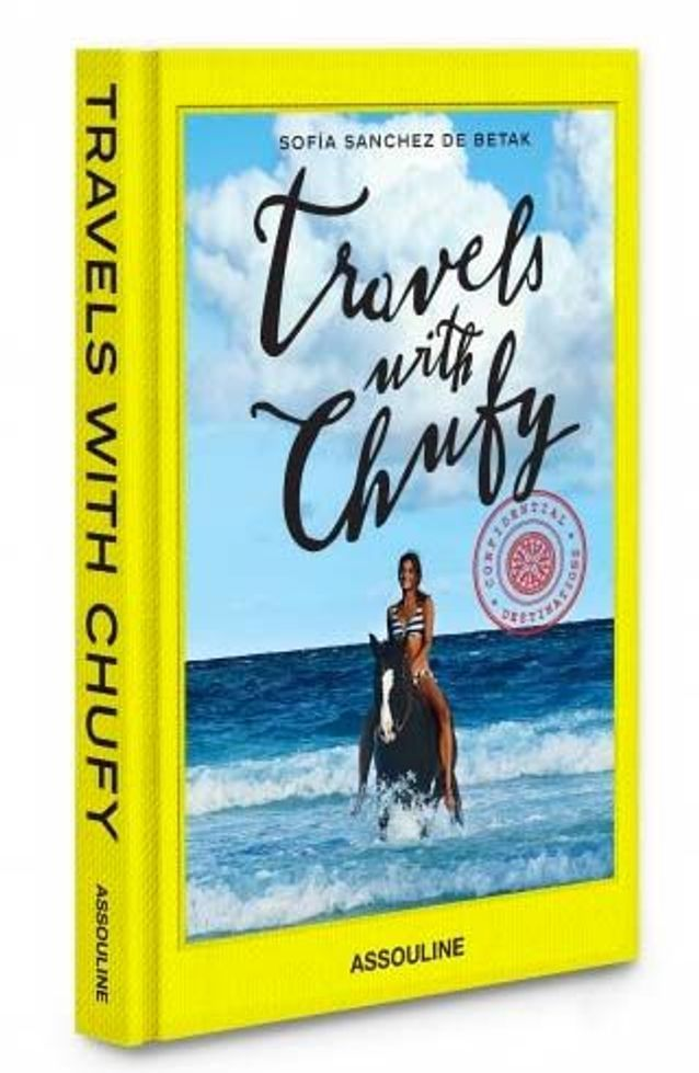 « Travels with Chufy » de Sofia Sanchez de Betak (Assouline)