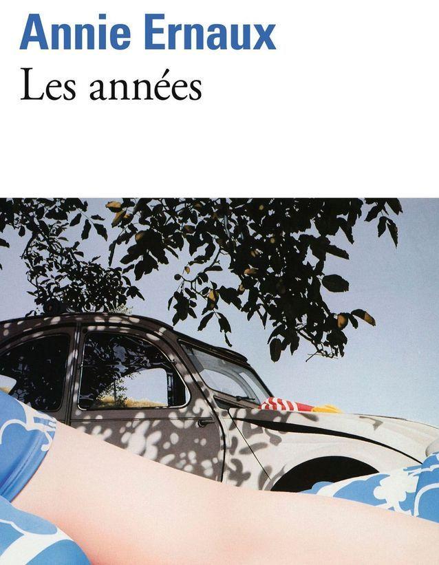 Delphine de Vigan : « Les Années », d'Annie Ernaux (Folio)