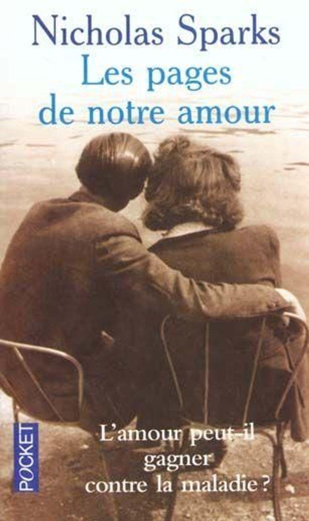 « Les Pages de notre amour » de Nicholas Sparks