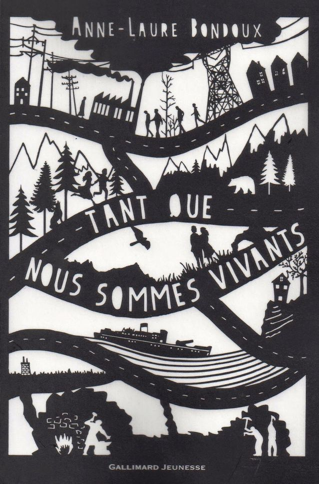 « Tant que nous sommes vivants » de Anne-Laure Bondoux