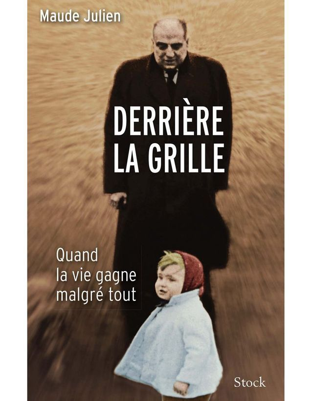 « Derrière la grille » de Maude Julien