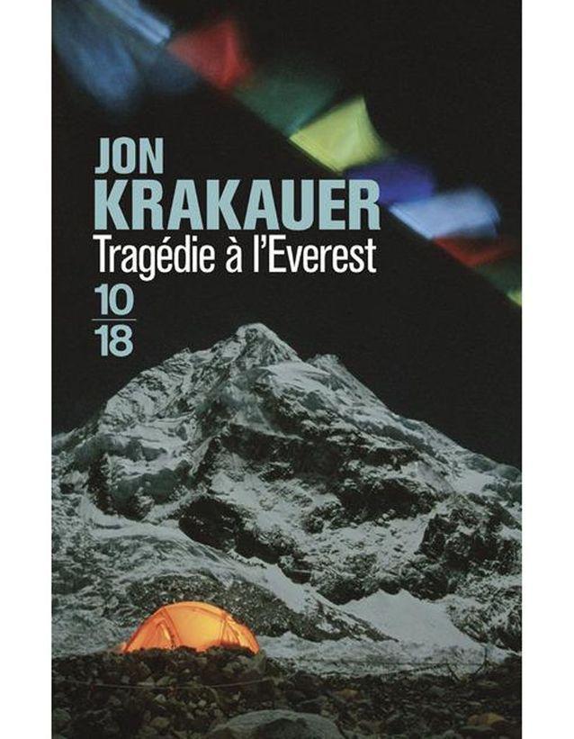 « Tragédie à l'Everest » de Jon Krakauer