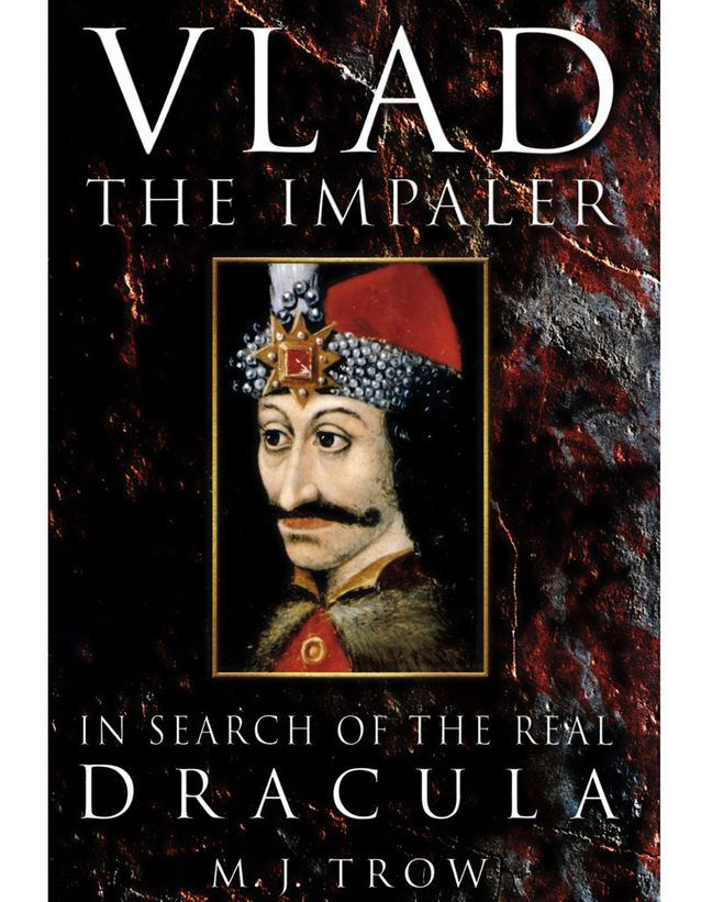 Angelina Jolie : « Vlad the Impaler : In Search of the Real Dracula » de M.J. Trow