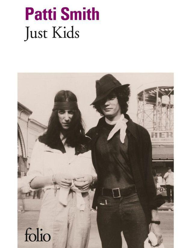 Emma Watson : « Just Kids » de Patti Smith