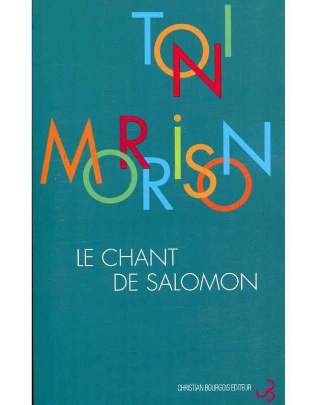 Michelle Obama : « Le Chant de Salomon » de Toni Morrison