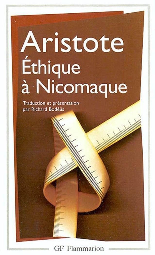 « Ethique à Nicomaque » d'Aristote