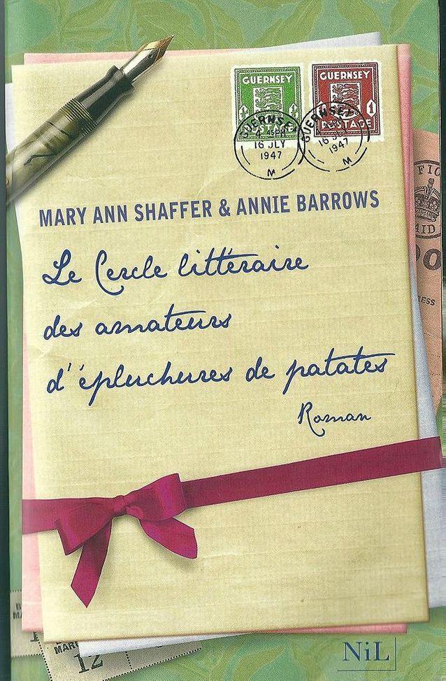 « Le Cercle littéraire des amateurs d'épluchures de patates » de Mary Ann Shaffer et Annie Barrows