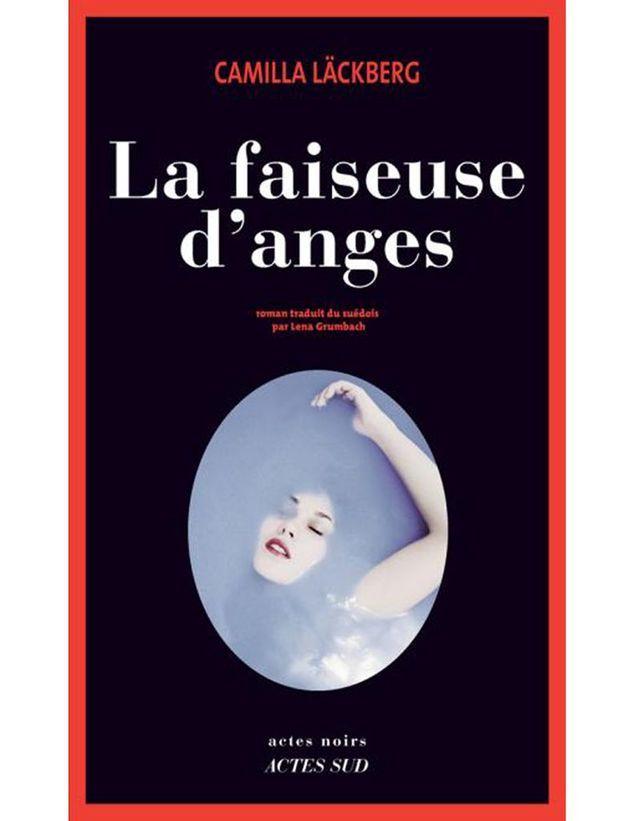 « La Faiseuse d'anges » de Camilla Läckberg (éditions Actes Sud)