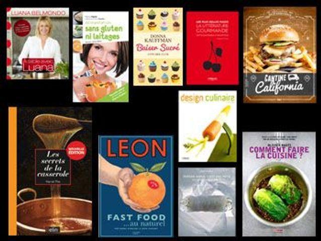 Top 30 des livres pour cuisiner malin