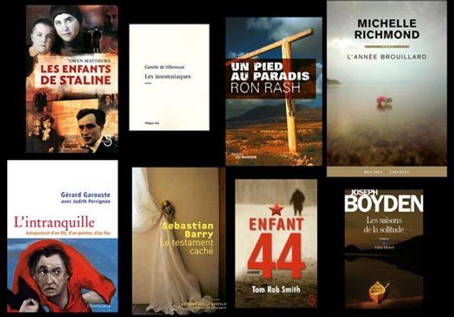 Le Top Ten Spécial Prix des Lectrices