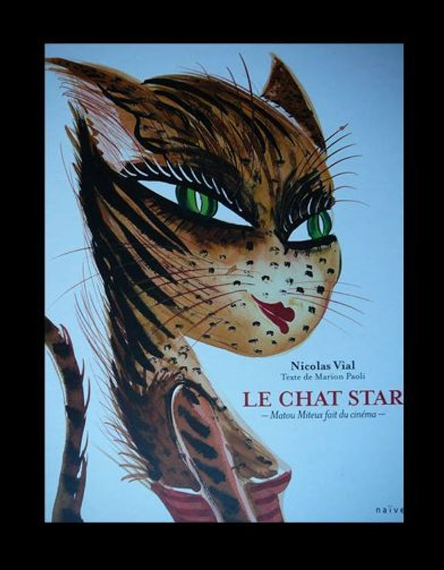 Le chat star