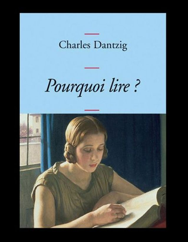 « Pourquoi lire ? »