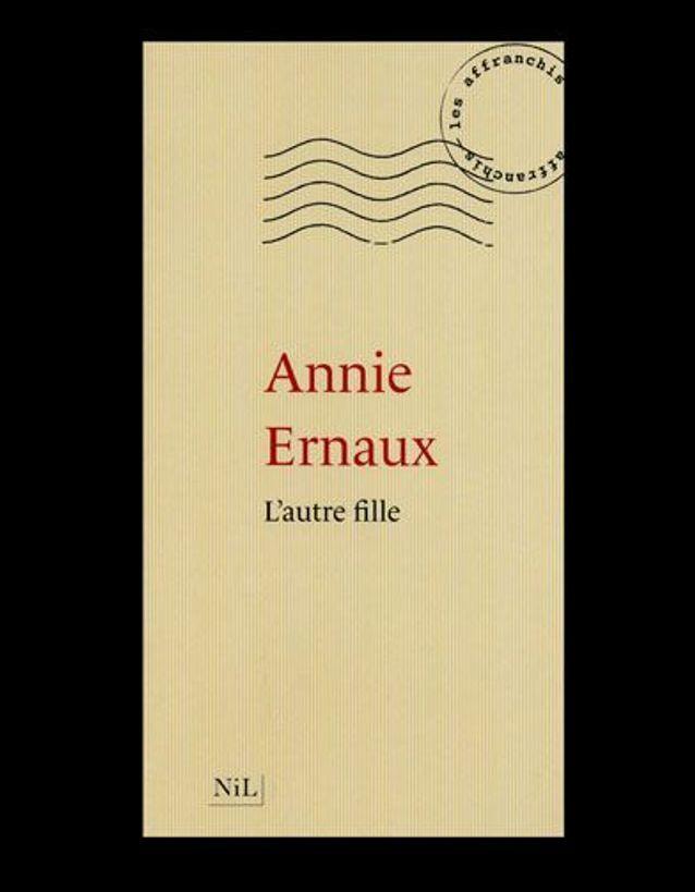 « L'autre fille » de Annie Ernaux