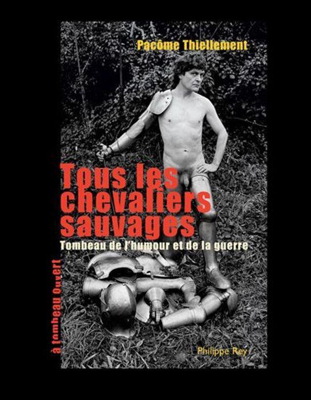 « Tous les chevaliers sauvages », de Pâcome Thiellement (Philippe Rey)