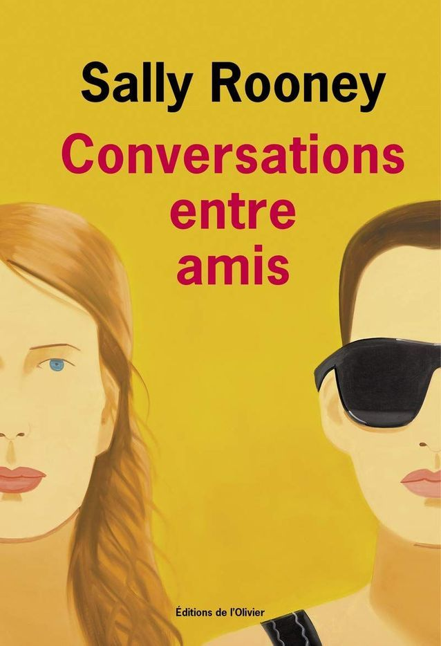 Conversations entre amis » de Sally Rooney (Éditions de l'Olivier)