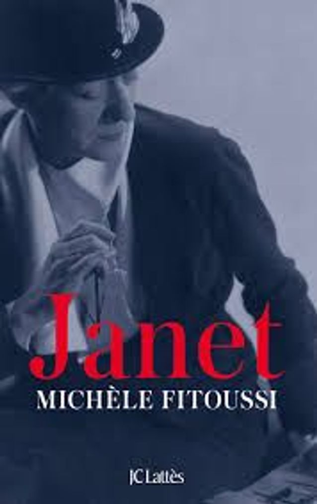 « Janet », de Michèle Fitoussi (JC Lattès)
