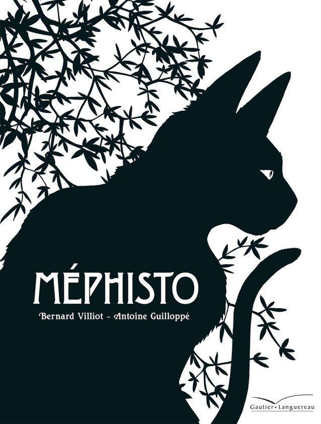 « Méphisto », de Bernard Villiot et Antoine Guilloppé (Gautier-Languereau)